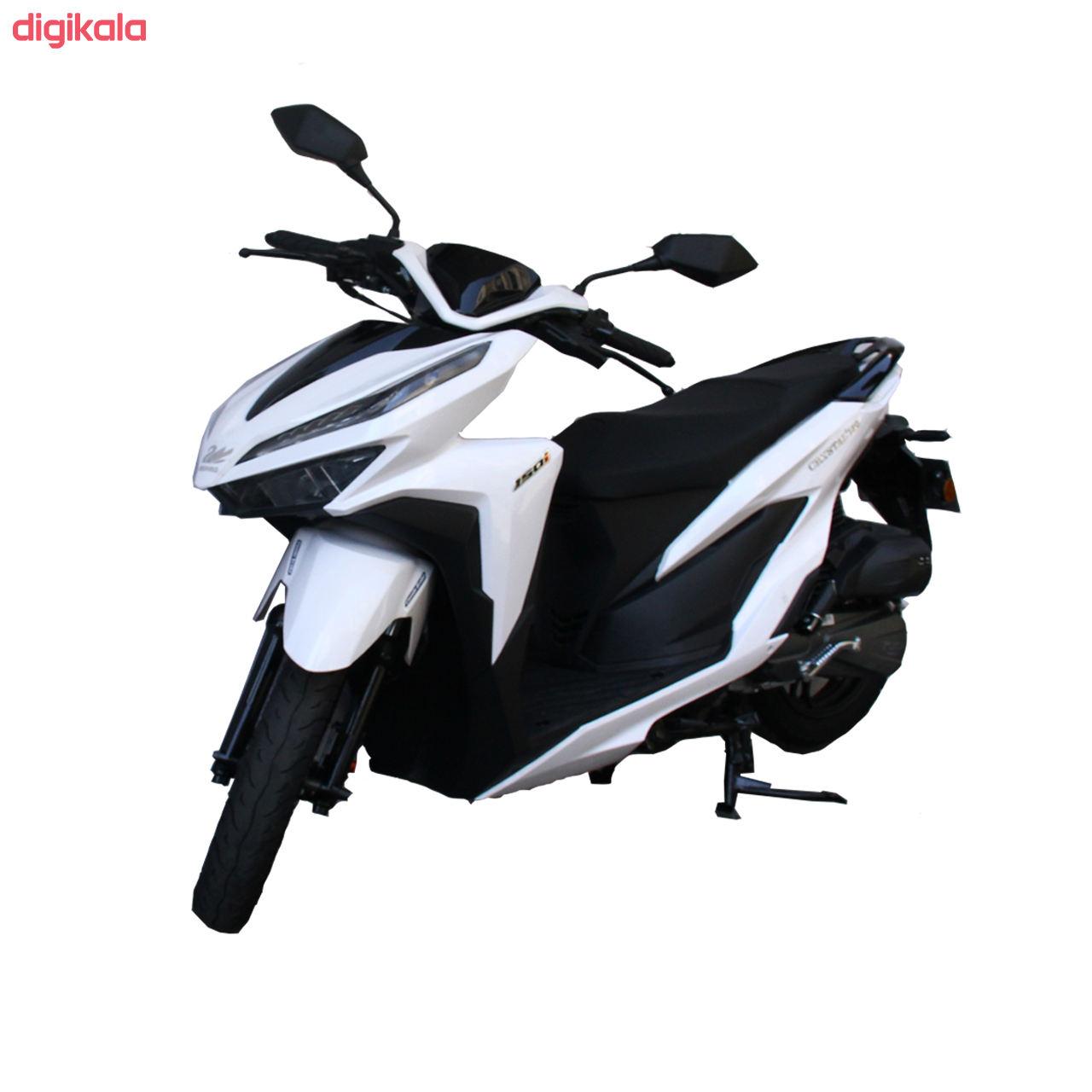 موتورسیکلت های کلیک مدل کریستال 125 سی سی سال 1399 main 1 4