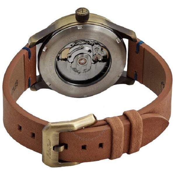 ساعت مچی عقربهای مردانه متی تیسوت مدل H112BZBU