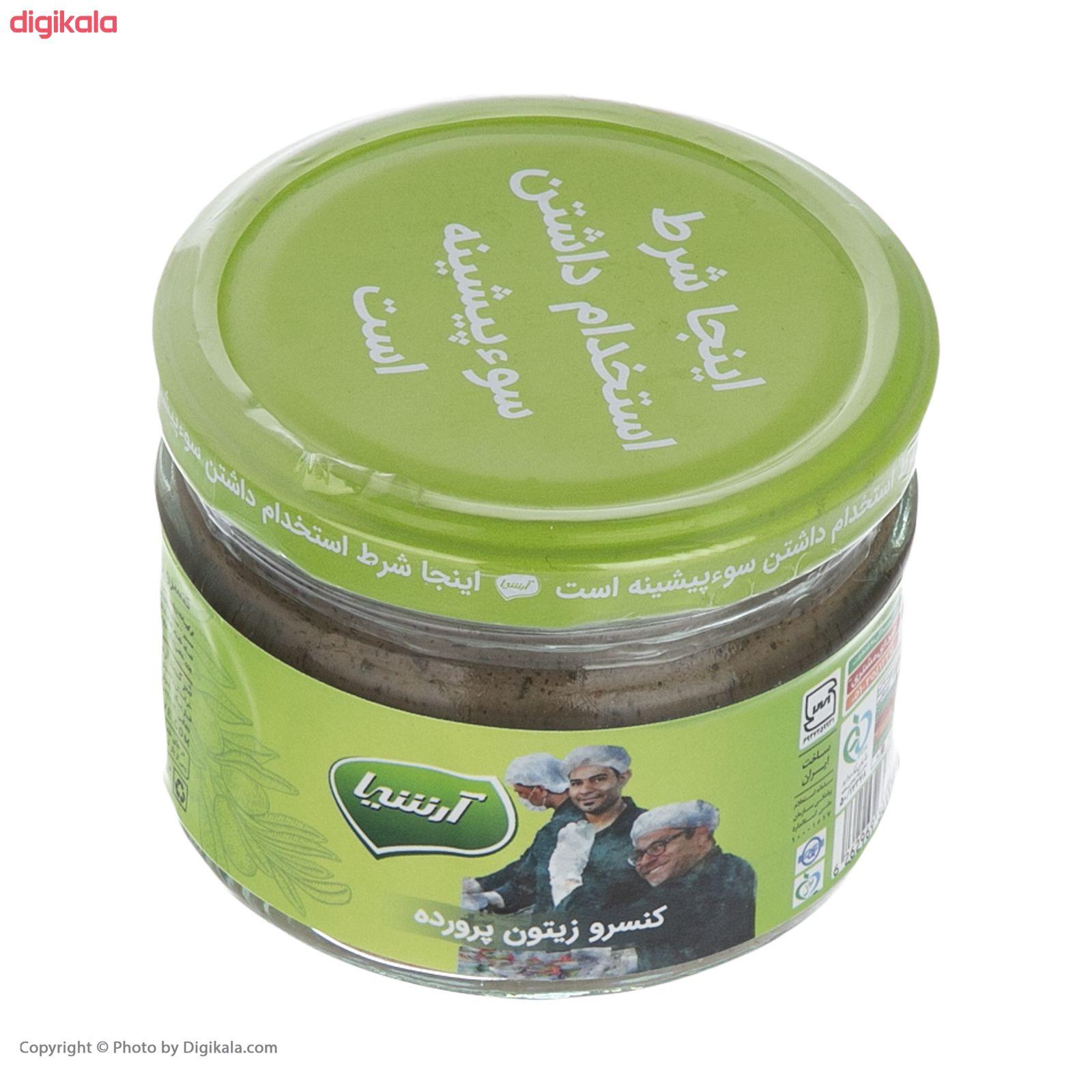 زیتون پرورده آرشیا - 250 گرم main 1 3