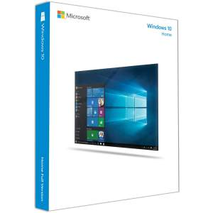سیستم عامل مایکروسافت windows 10 HOME نشر آورکام