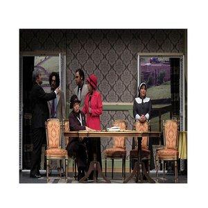 فیلم تئاتر پدرخوانده ناپلی اثر بابک محمدی
