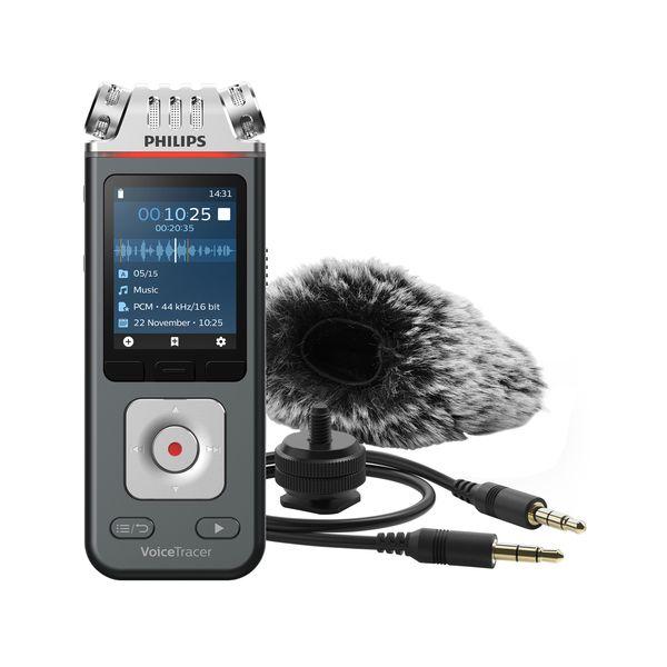ضبط کننده دیجیتالی صدا فیلیپس مدل DVT7110