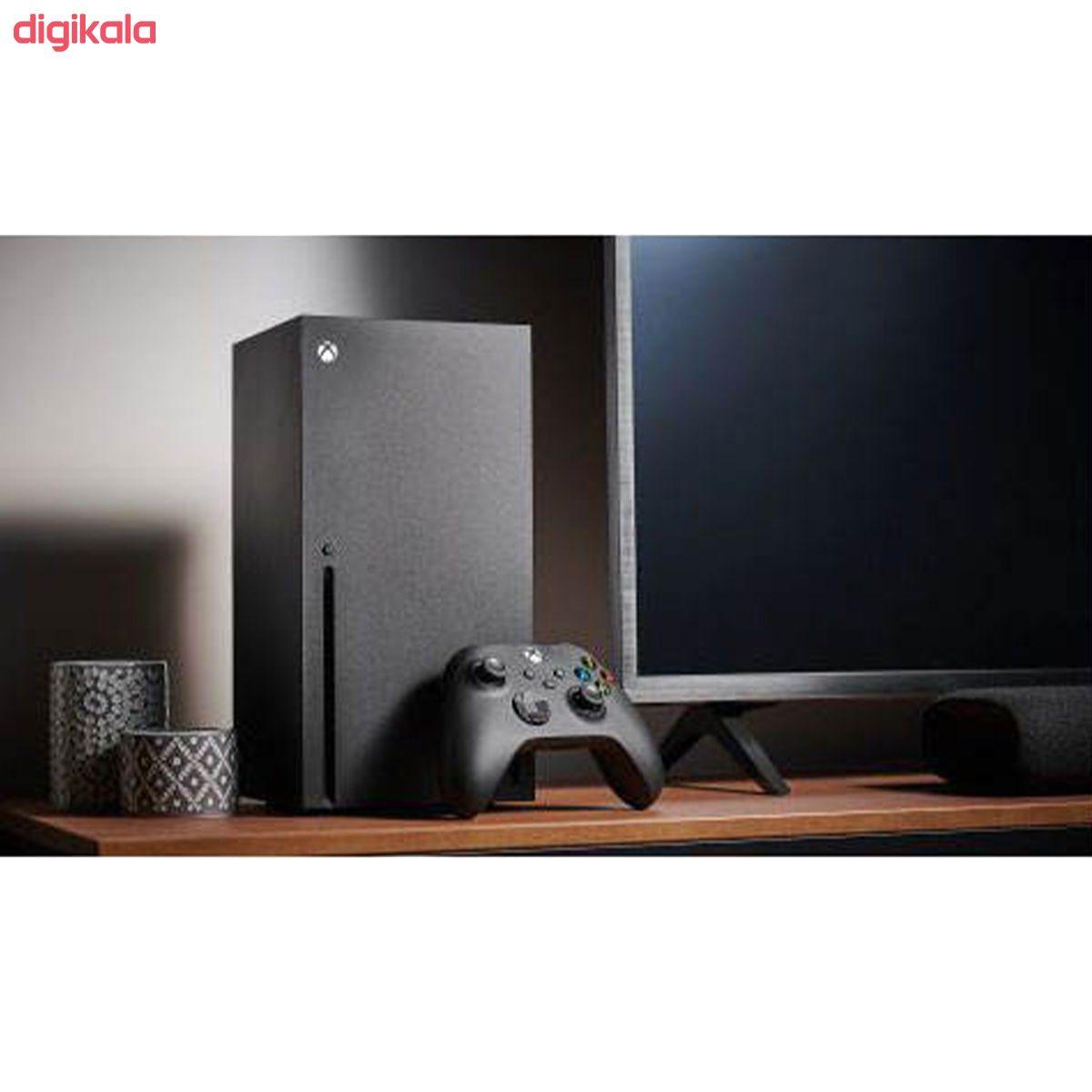 مجموعه کنسول بازی مایکروسافت مدل Xbox Series X ظرفیت 1 ترابایت main 1 14