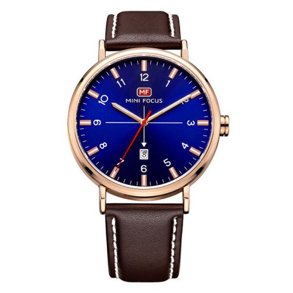 ساعت مچی عقربهای مردانه مینی فوکوس مدل MF0019G