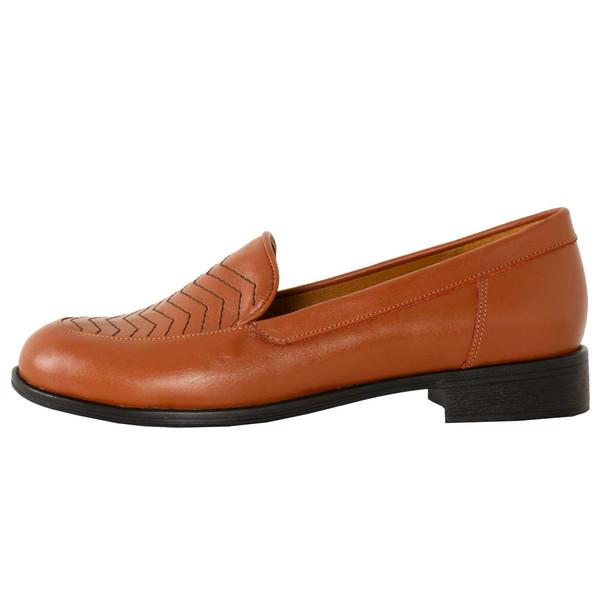 کفش زنانه پارینه چرم مدل show72-1
