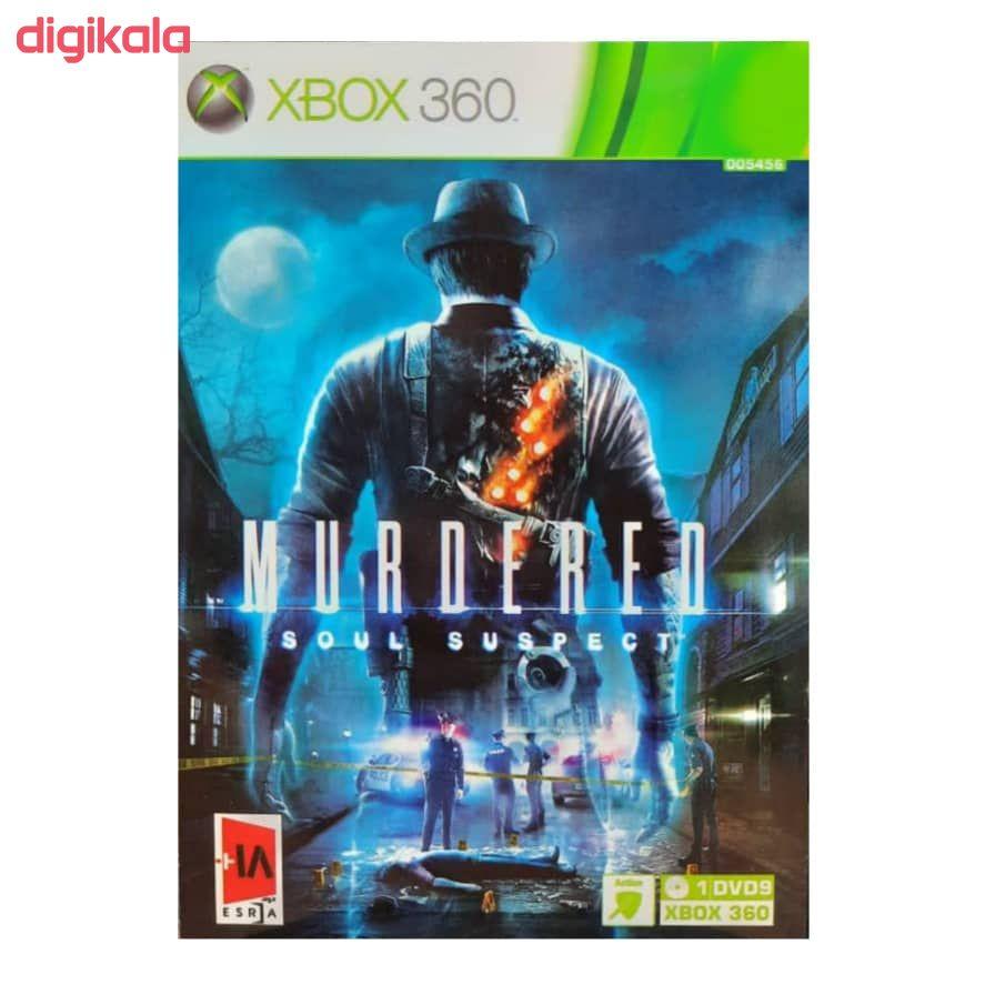 بازی Murdered مخصوص xbox 360 main 1 1