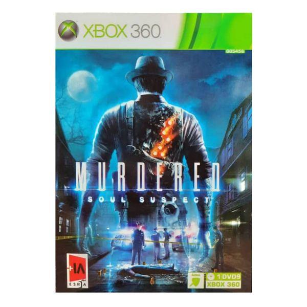 بازی Murdered مخصوص xbox 360