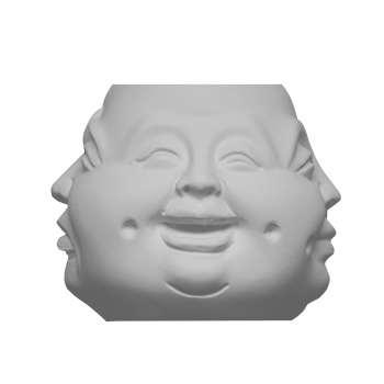 جامدادی رومیزی طرح چهار چهره مدل بودا