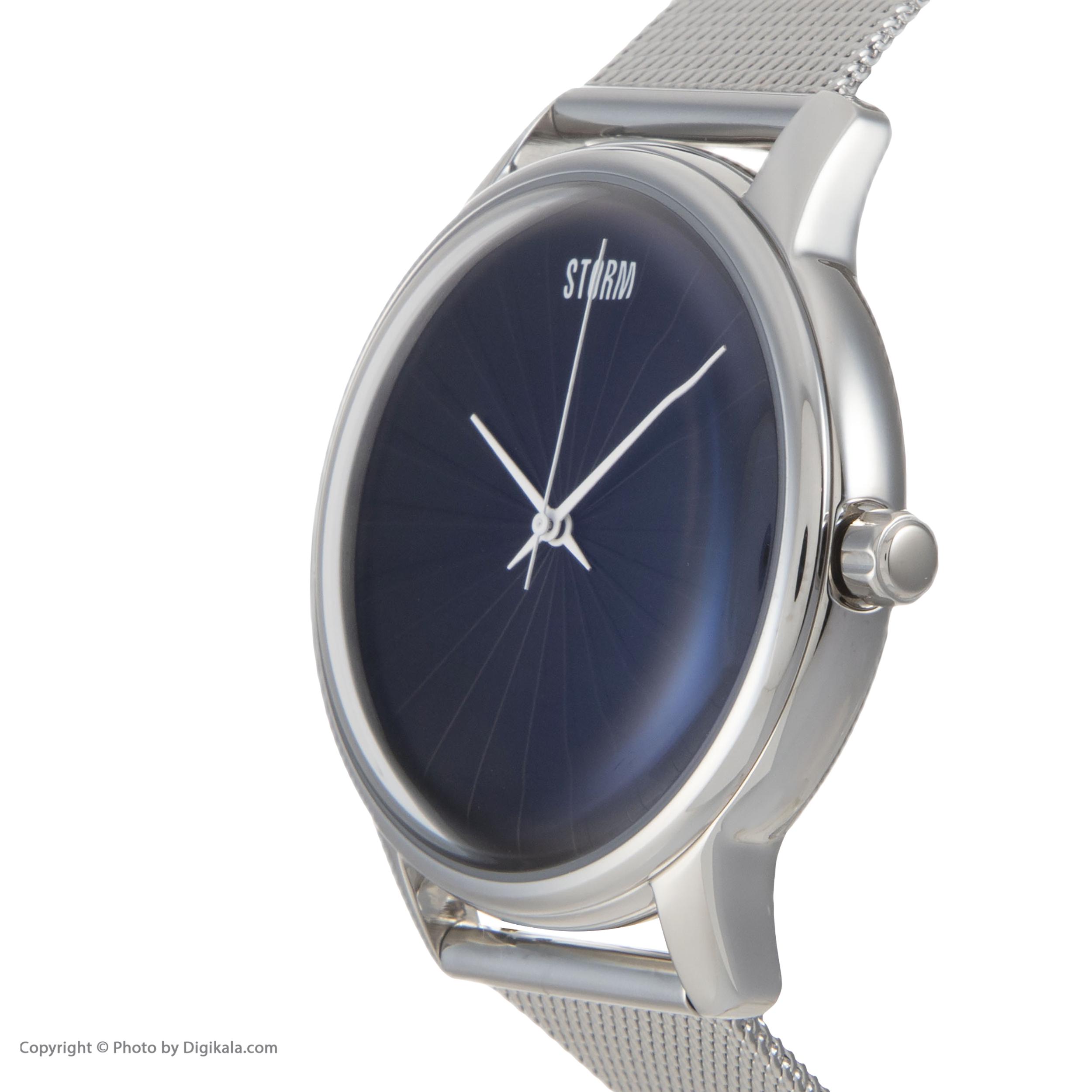 ساعت مچی عقربه ای مردانه استورم مدل ST 47403-BK              ارزان