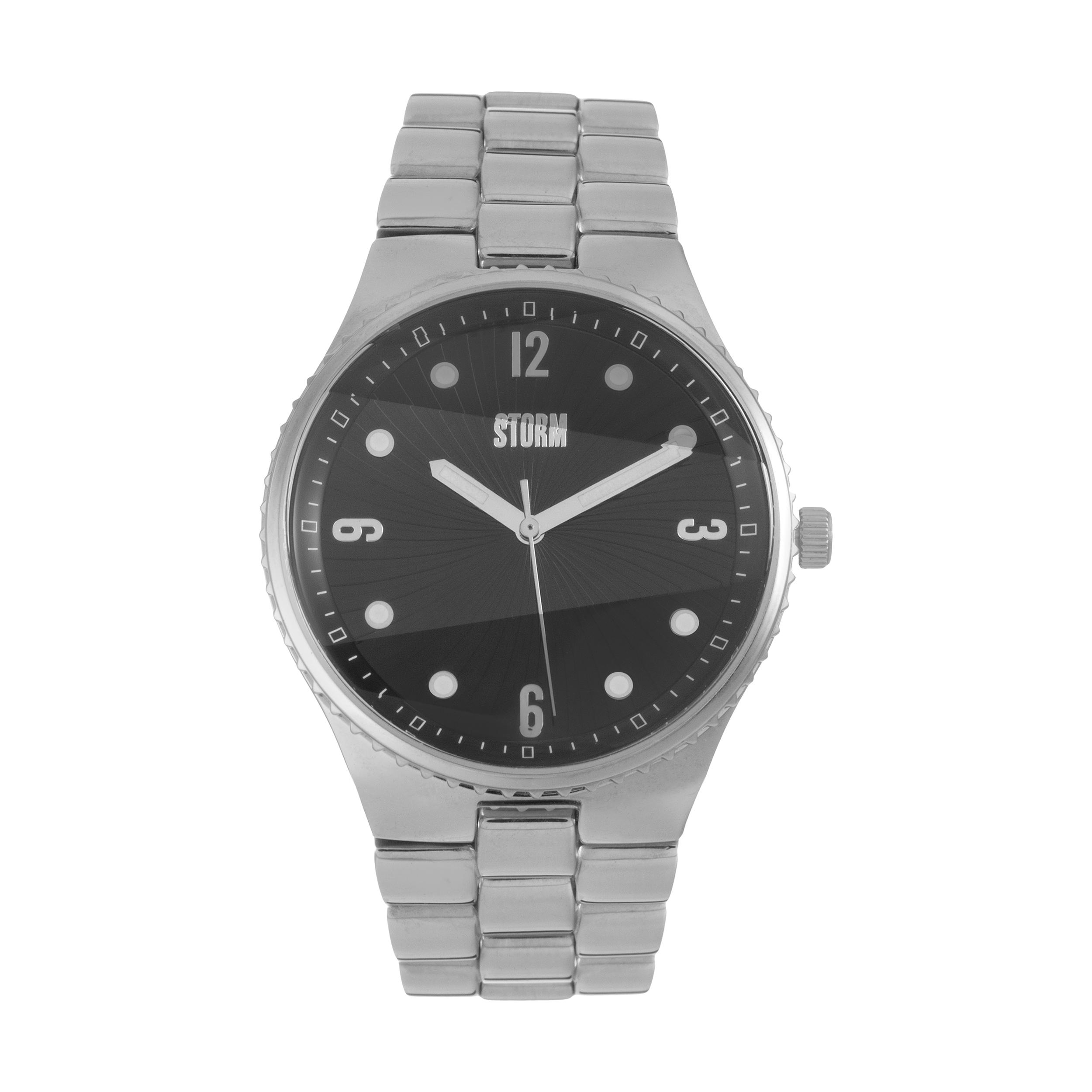 ساعت مچی عقربه ای زنانه استورم مدل ST 47148-BK