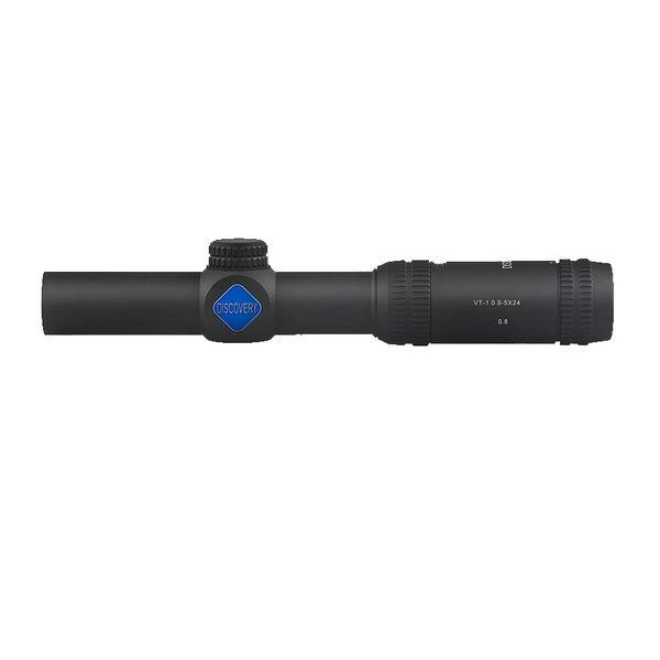 دوربین تفنگ دیسکاوری مدل VT-1 PRO 0.8-5X24