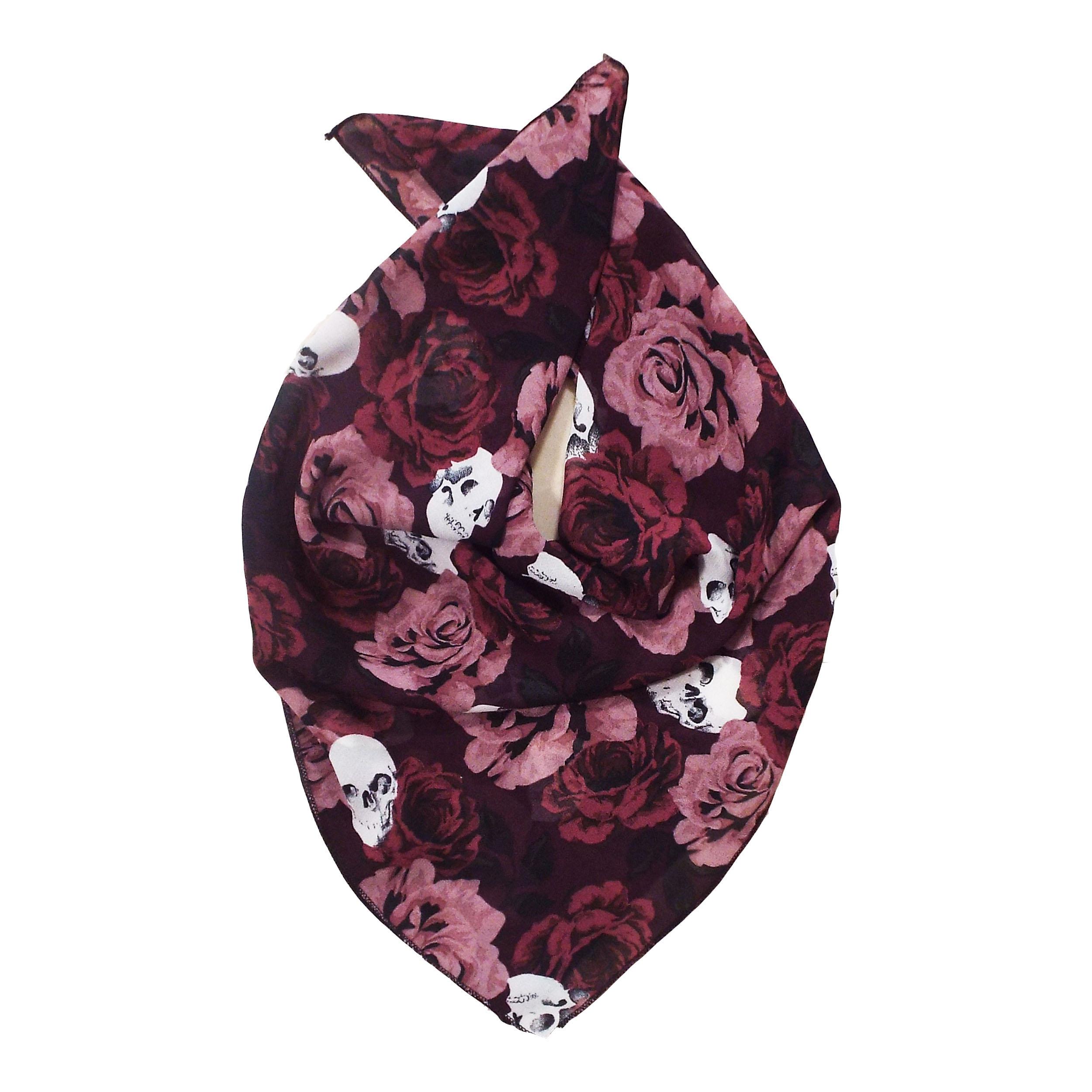 دستمال سر و گردن زنانه تبسم مدل 2013