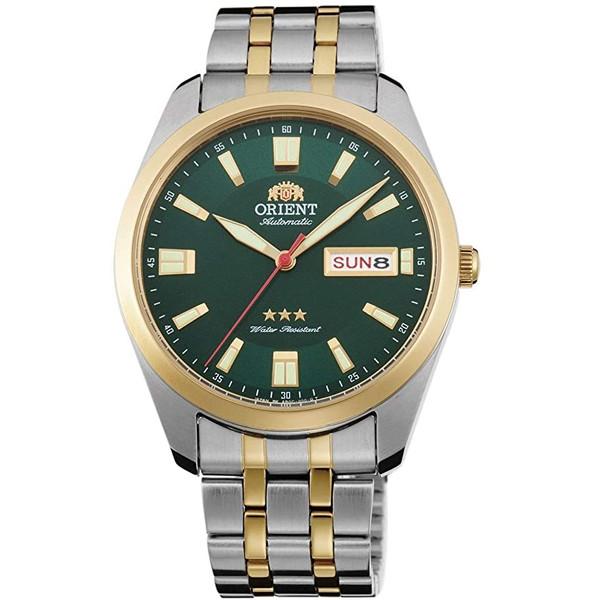 ساعت مچی عقربهای مردانه اورینت مدل SAB0C008F8