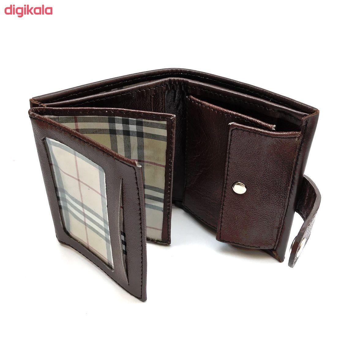 کیف پول مردانه مدل BH02 main 1 1