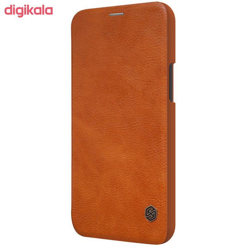 کیف کلاسوری نیلکین مدل QIN مناسب برای گوشی موبایل اپل iPhone 12 pro max main 1 5