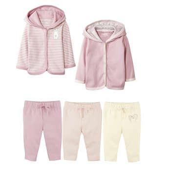 ست 5 تکه لباس نوزادی لوپیلو مدل Y003