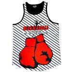 تاپ ورزشی زنانه مدل boxing کد 209