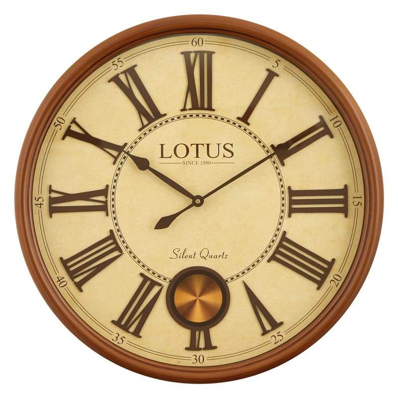 ساعت دیواری لوتوس مدل 153