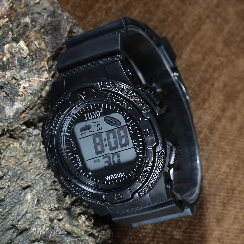 ساعت مچی دیجیتال مدل JIL 2527 - ME-ME             قیمت