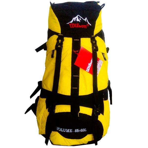 کوله پشتی کوهنوردی 85 لیتری ویلسون کد M400