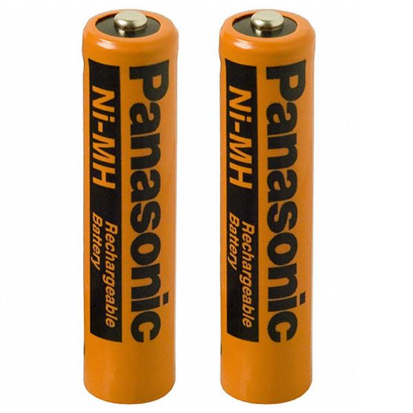 باتری قابل شارژ تلفن بی سیم پاناسونیک مدل  Ni-MH/4LDAW-MasND بسته دو عددی