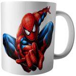 ماگ مدل مرد عنکبوتی کد 393