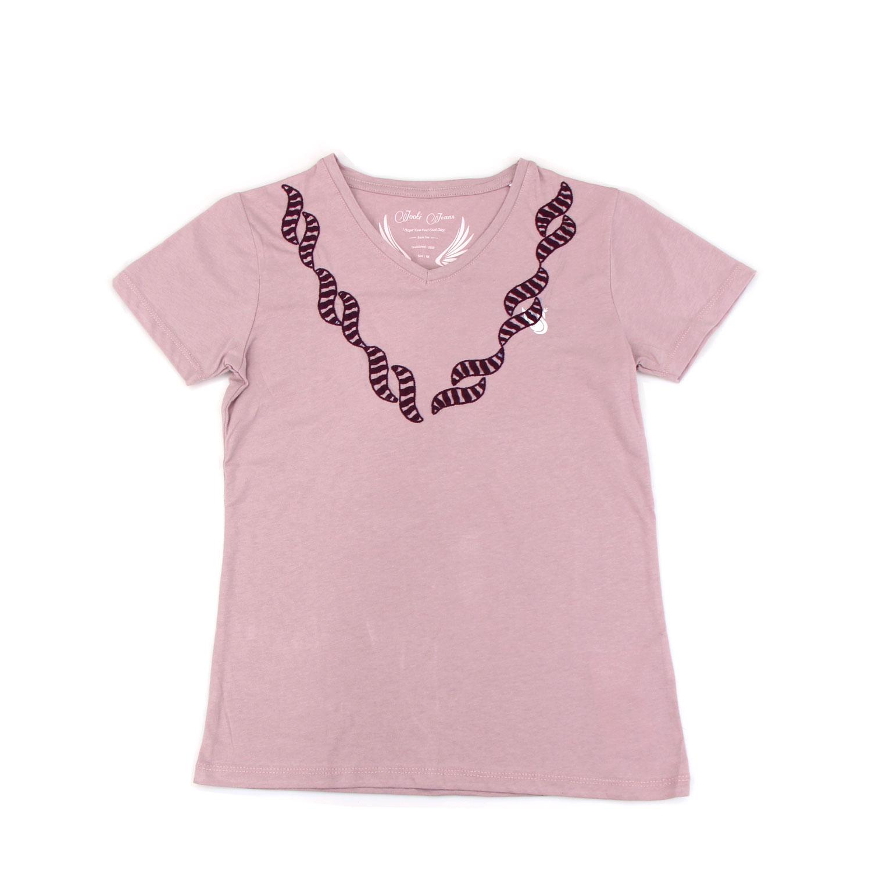 تی شرت دستدوز زنانه