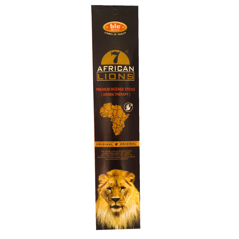 عود بیک مدل AFRICAN LIONS کد7