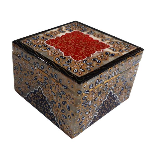 جعبه سنگ مرمر طرح فرش مدل EG005