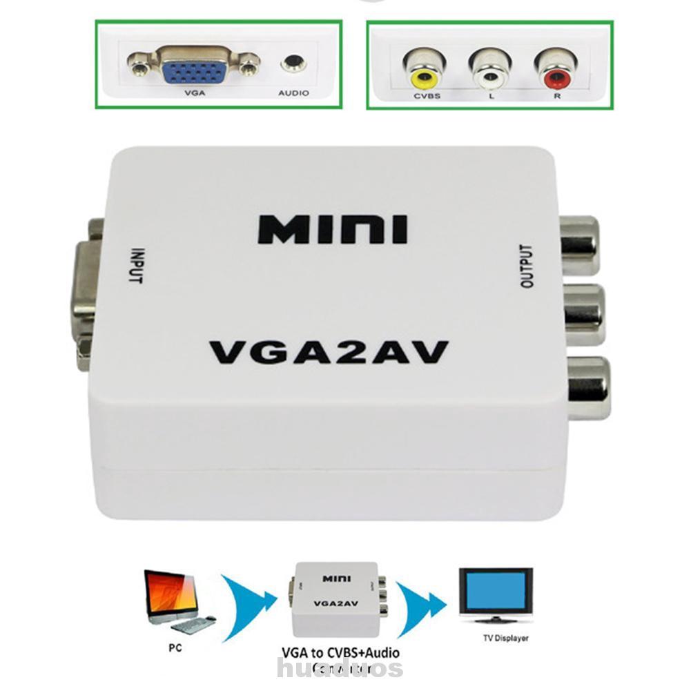 مبدل VGA به AV مدل MINI2