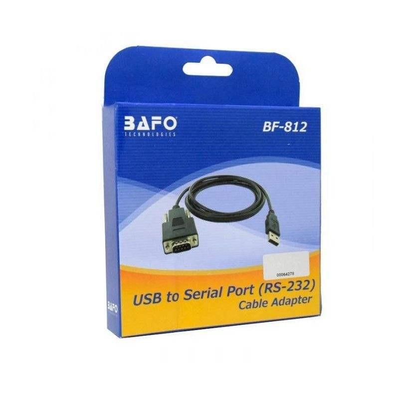 مبدل USB به RS232 بافو مدل BF812