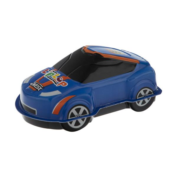 خوراکی شانسی لپ لپ طرح ماشین آبی