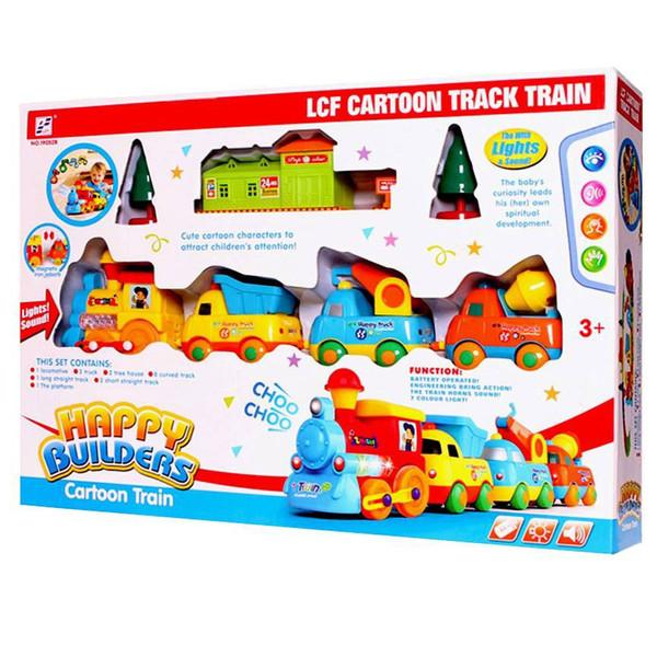 قطار بازی مدل 001