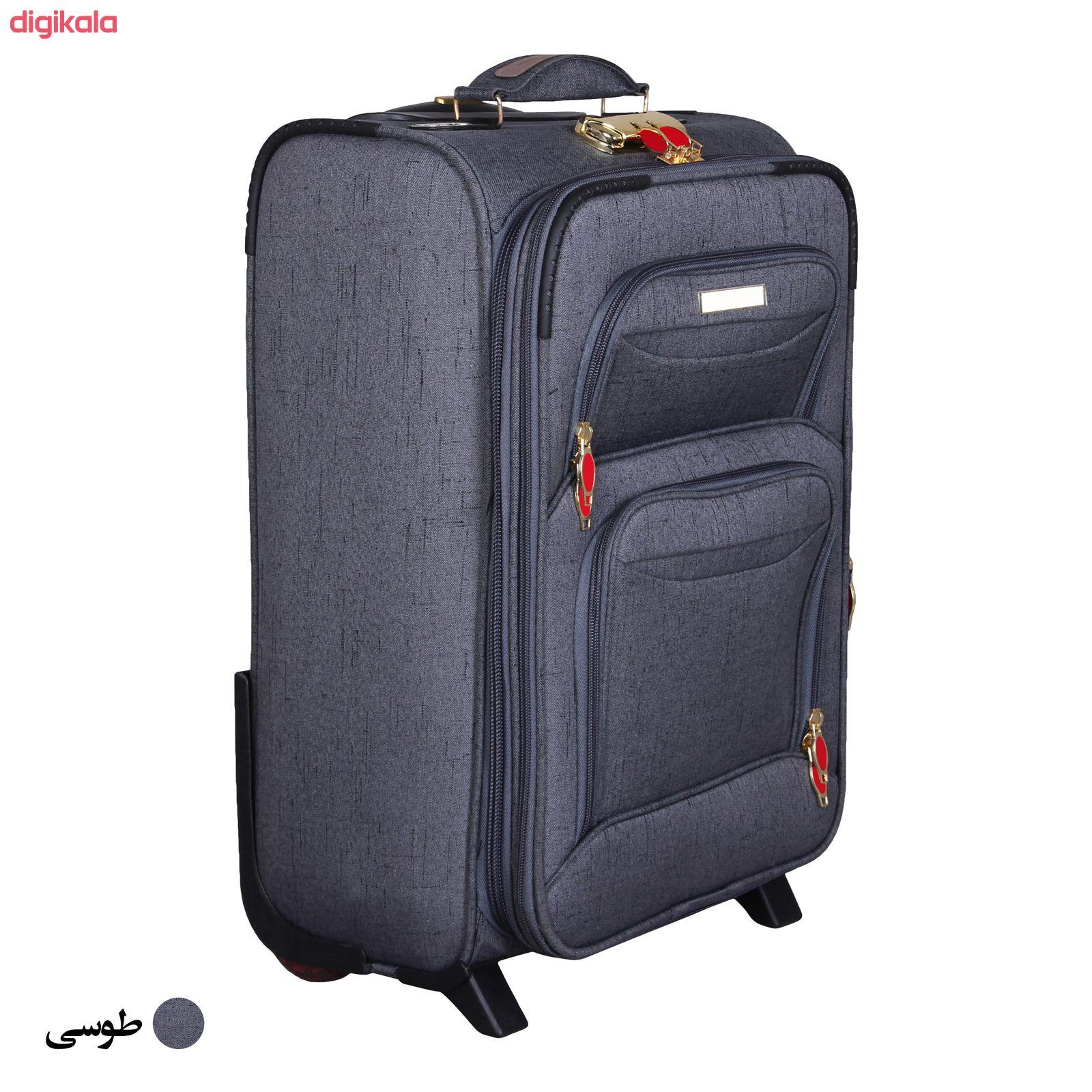 مجموعه سه عددی چمدان مدل 0301A main 1 13