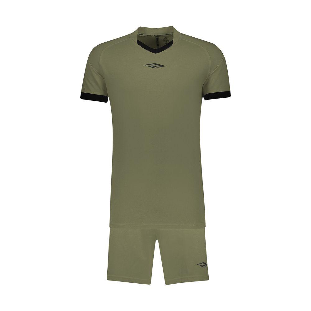 ست پیراهن و شورت ورزشی مردانه استارت مدل v1001-4