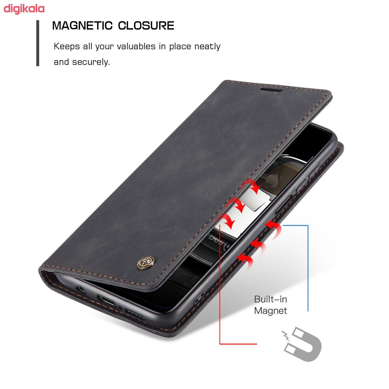 کیف کلاسوری کیس می مدل Vintage-013 مناسب برای گوشی موبایل شیائومی Redmi Note 8 Pro main 1 21