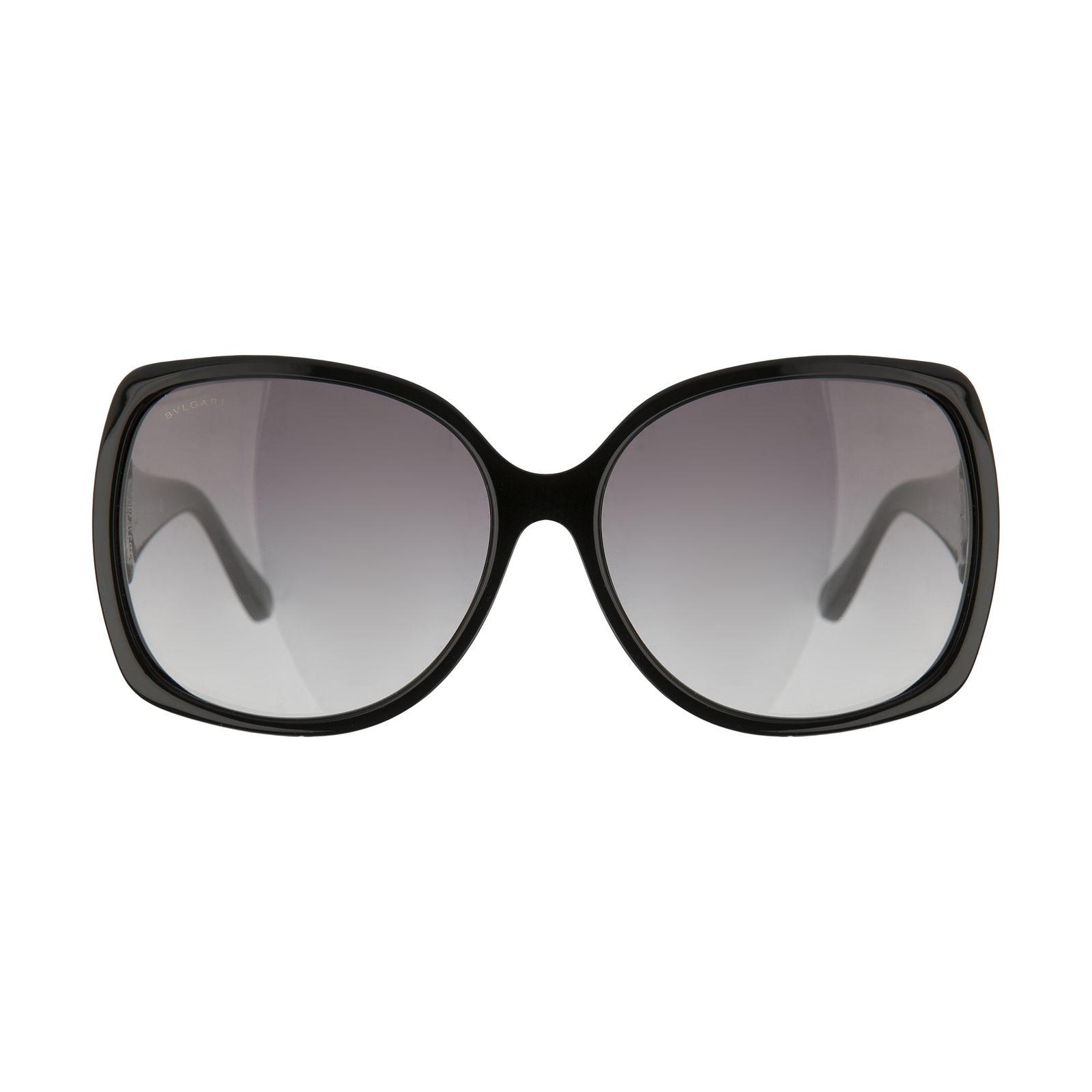 عینک آفتابی زنانه بولگاری مدل BV8078S 90111 -  - 2
