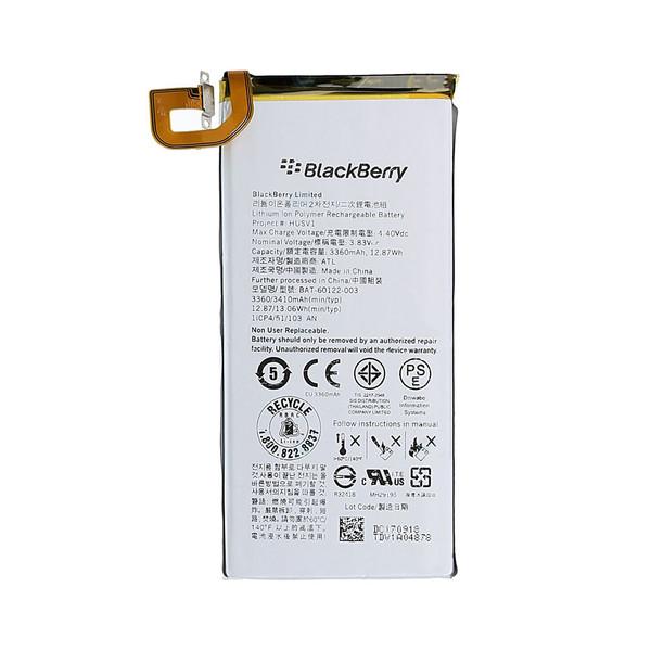 باتری موبایل مدل BAT-60122-003 ظرفیت 3410 میلی آمپر ساعت مناسب برای گوشی موبایل بلک بری PRIV