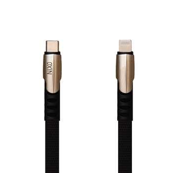 کابل تبدیل USB-C به لایتنینگ نیکسو مدل TCL20A طول 2 متر