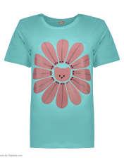 ست تی شرت و شلوارک راحتی زنانه مادر مدل 2041101-54 -  - 3