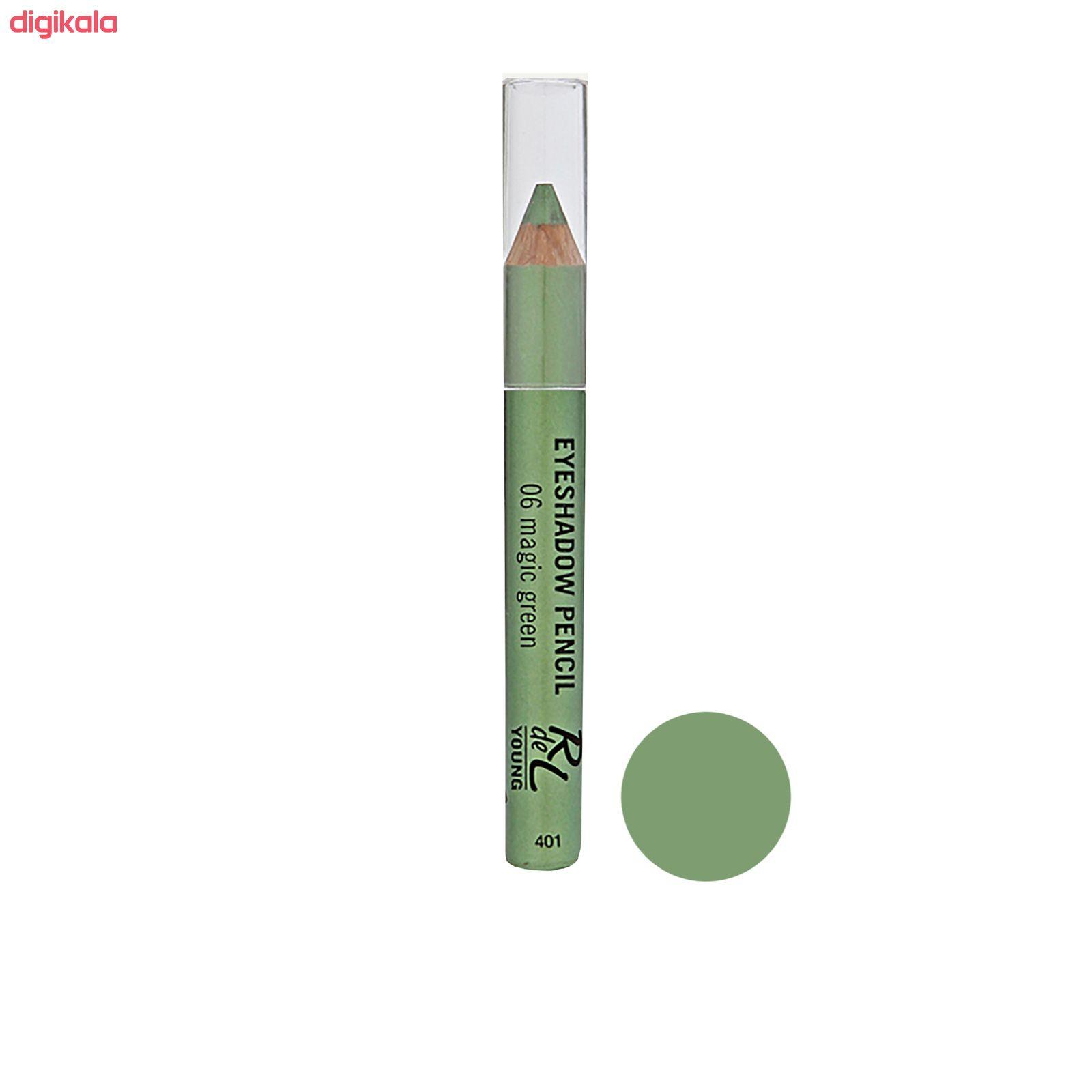 سایه چشم مدادی ریوال د یانگ شماره 06