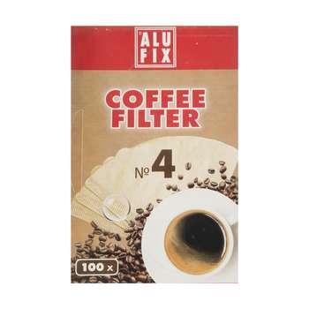 فیلتر قهوه الوفیکس مدل 91082 بسته 100 عددی