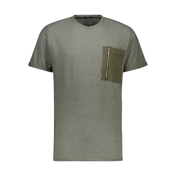 تی شرت مردانه کیکی رایکی مدل MBB2483-018