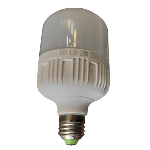 لامپ ال ای دی 20 وات تی اس پی مدل tple20 پایه E27