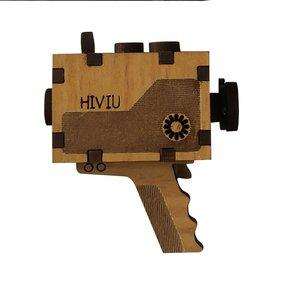 آویز گردنبند طرح دوربین فیلم برداری کد hiviu Fi-01