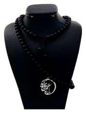 گردنبند نقره زنانه دلی جم طرح دل بر تو نهم  کد D 54 -  - 2
