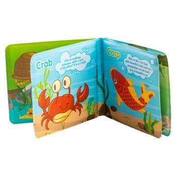 کتاب حمام کودک مدل Funny Animals
