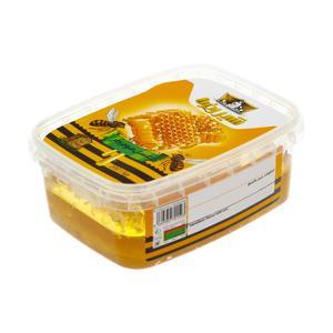 عسل با موم شیررضا - 200 گرمی