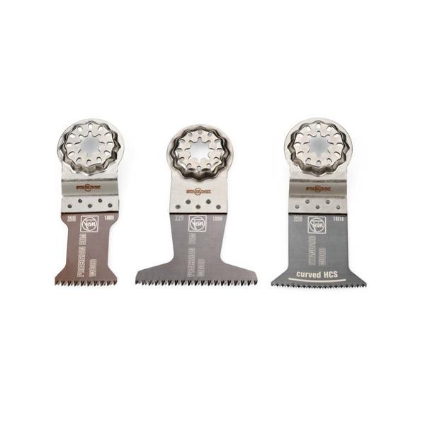 مجموعه سه عددی تیغه ابزار همه کاره فاین مدل 35222967080