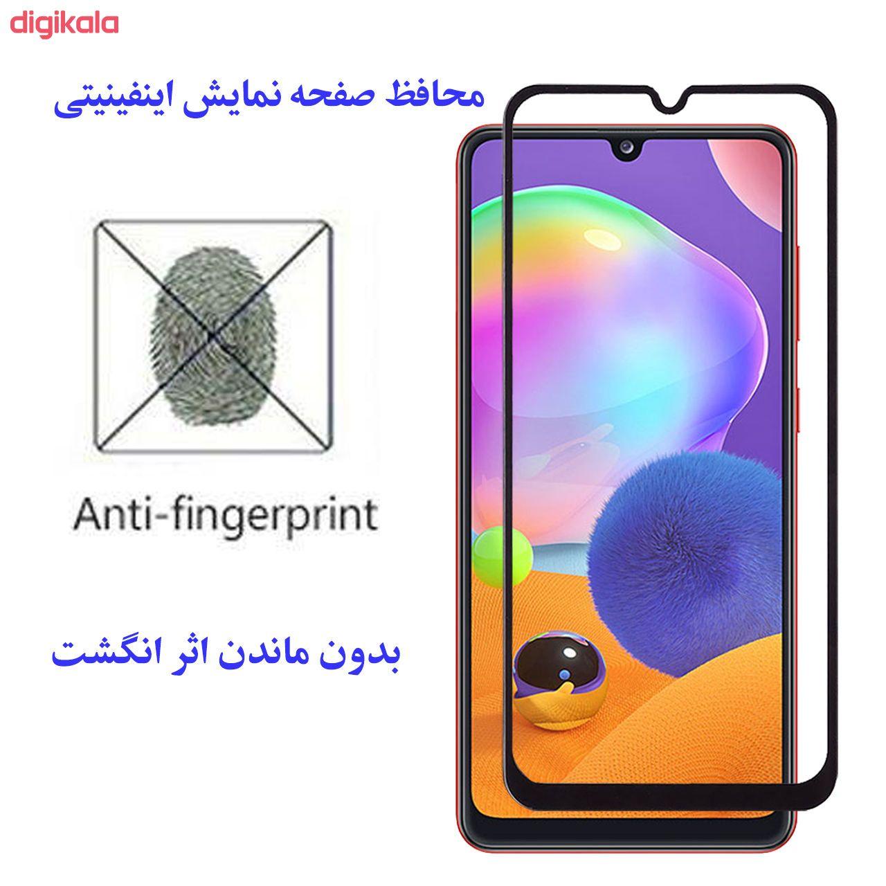 محافظ صفحه نمایش فوکس مدل PT001 مناسب برای گوشی موبایل سامسونگ Galaxy A31 main 1 8